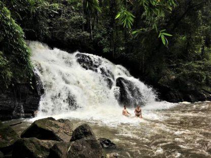 Chiangmai Elephant home - Half Day Afternoon Elephant Experience - Waterfalls