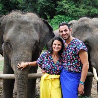 Chiang Mai Elephant Home 3-Days-2-Nights