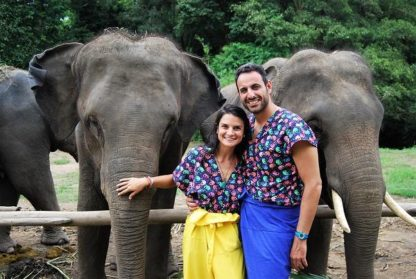 Chiang Mai Elephant Home 3-Days-2-Nights