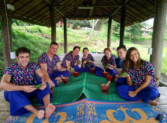 Chiang Mai Elephant Home - 19 Aug 2018 - Full Day Trekking & Elephants - Group photos
