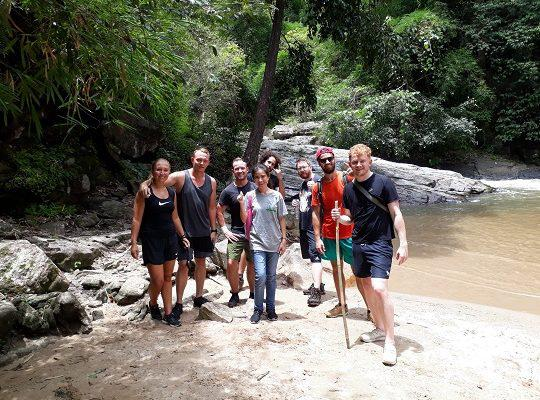 Chiang Mai Elephant Home - 22 Aug 2018 - Full Day Trekking & Elephants - Group photos