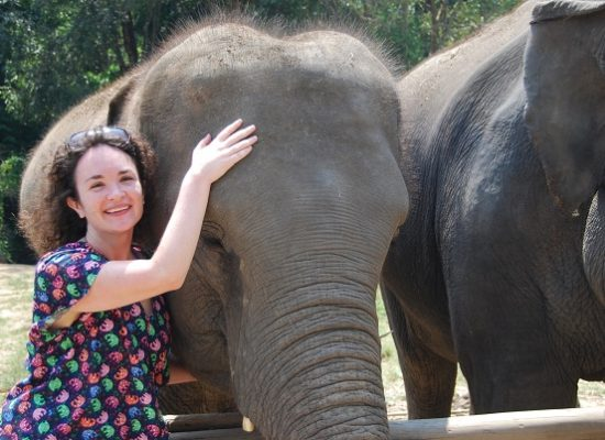 Chiang Mai Elephant Home - 8 Oct 2018 - Full Day Experience - Group photos