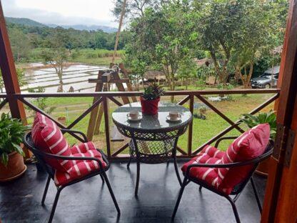 Chiang-Mai-Elephant-home-Family-House-Maewang-balcony