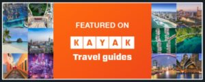 Featured on Kayak Travel Guides - Chiang Mai Elephant Home